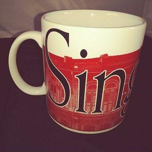 Starbucks Singapor 2008 City Mug Collectors Series